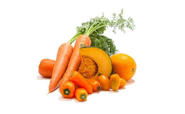 Beta-carotene rich Foods