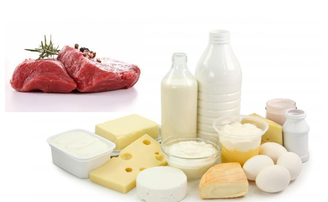 Grass-fed Meats And Dairy Products