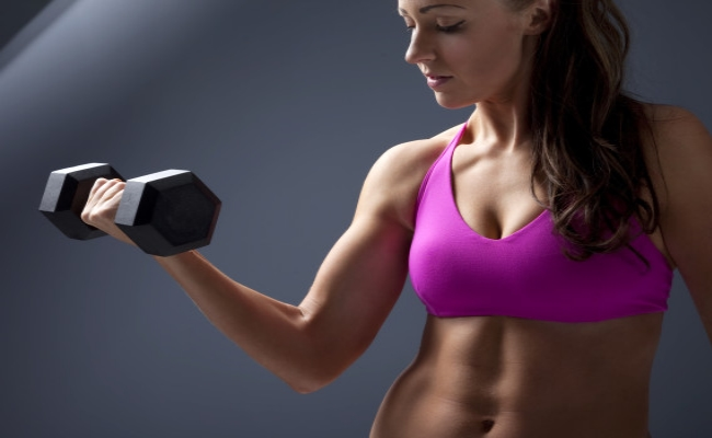 Do Weight Training