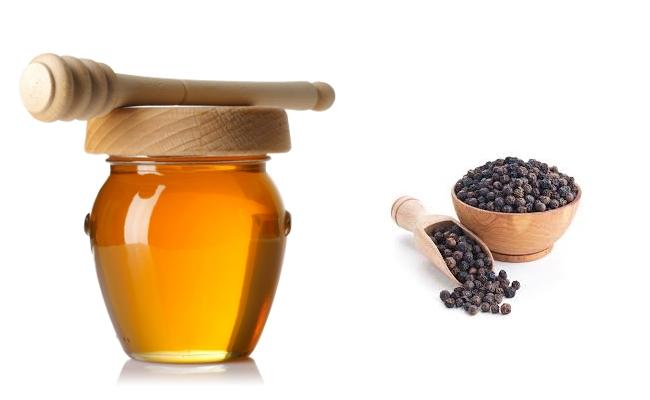 Honey With Black Pepper