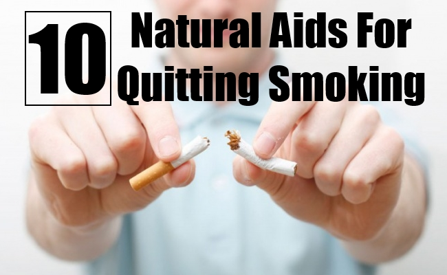Natural Aids For Quitting Smoking