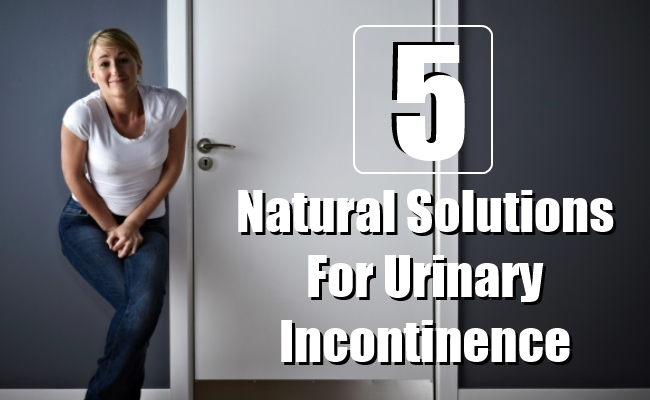 Natural Solutions For Urinary Incontinence