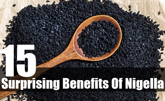 Surprising Benefits Of Nigella