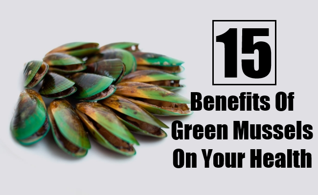 Benefits Of Green Mussels On Your Health