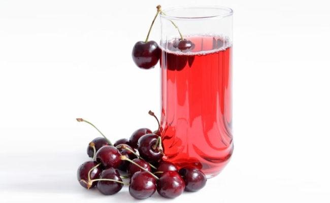 Drink Unsweetened Cherry Juice
