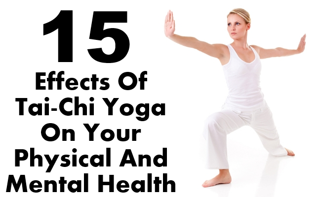 Effects Of Tai-Chi Yoga