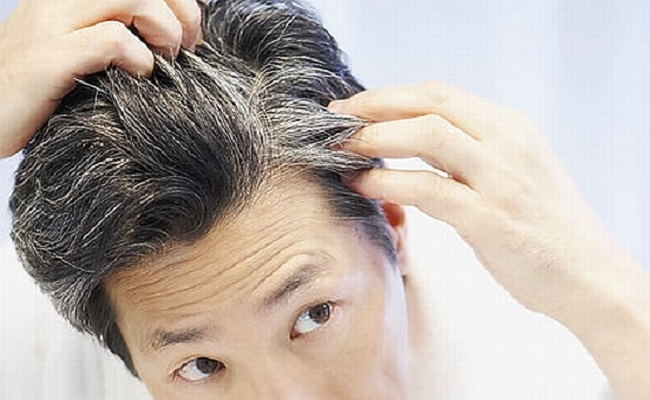 Tips To Cover Up Grey Hair