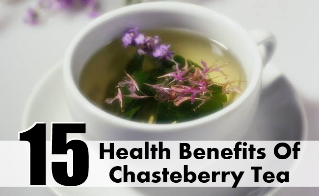 Health Benefits Of Chasteberry Tea