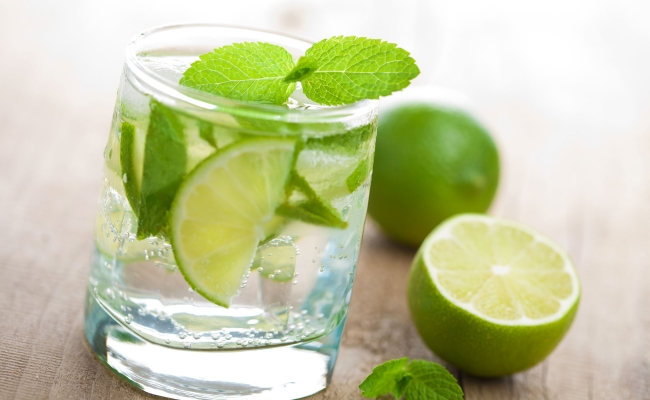 Lime Water