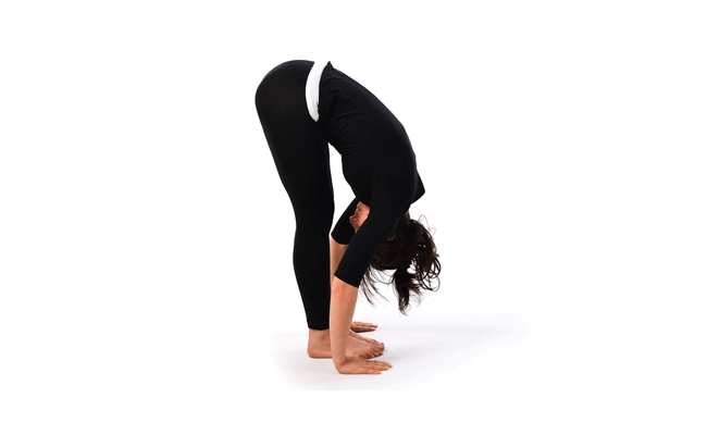 Hand To Foot Pose