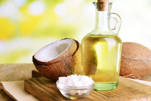Essential And Coconut Oil Massages