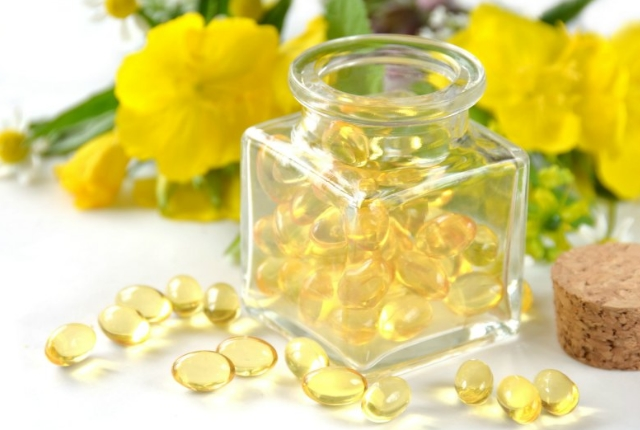 Massage Using Primrose Oil