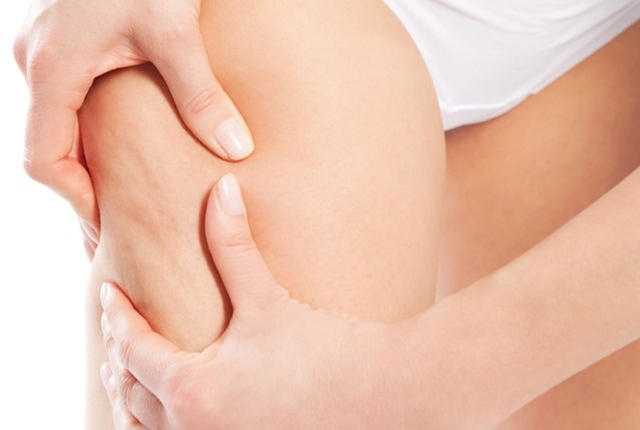 anti-cellulite skin massage