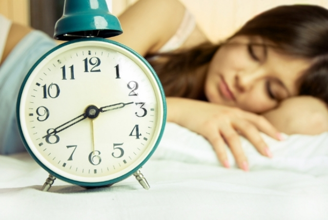 Adjust Sleeping And Waking Schedule