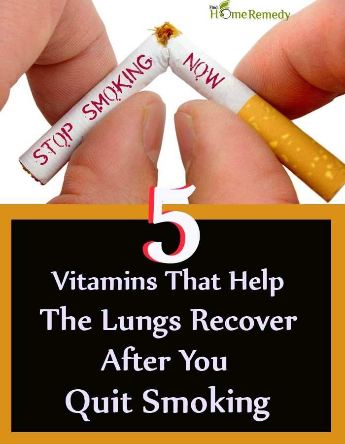 Lungs Recover After You Quit Smoking