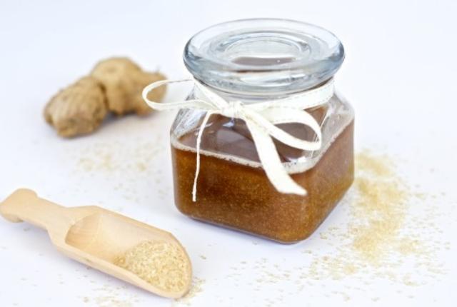 Ginger Sugar