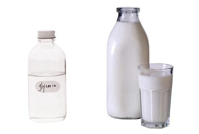 Glycerin With Milk