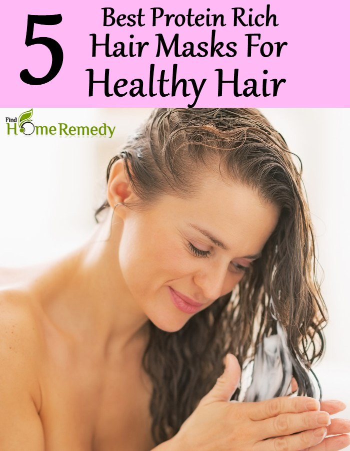 Hair Masks For Healthy Hair