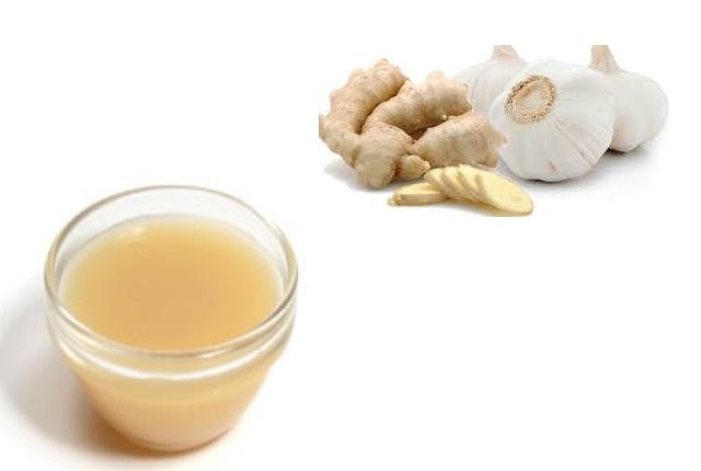 Magical Ginger Garlic Mix