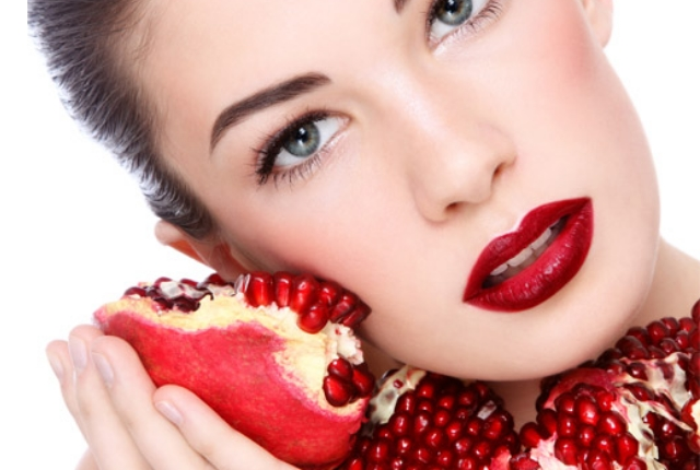 Pomegranate Face Mask