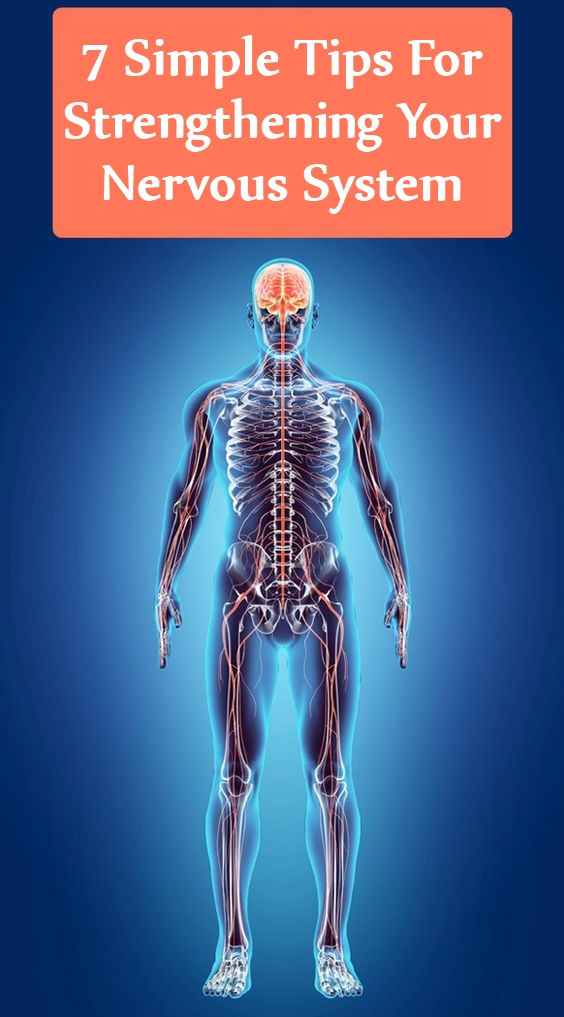7 Simple Tips For Strengthening Your Nervous System