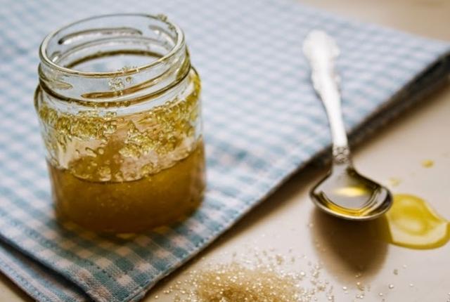 Sugar Honey Scrub