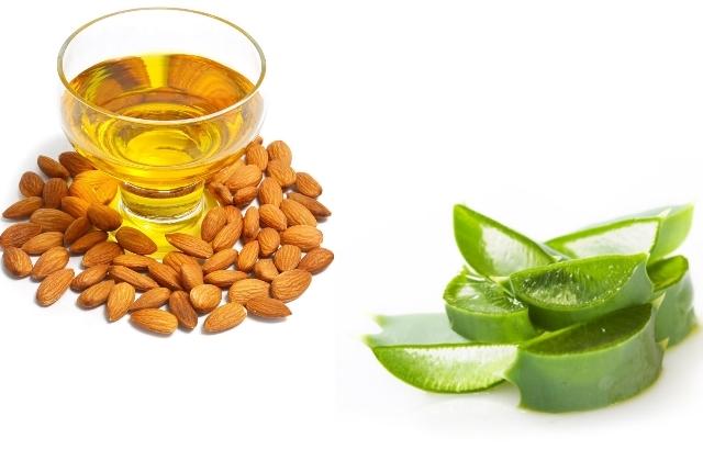 Aloe Vera Almond Oil