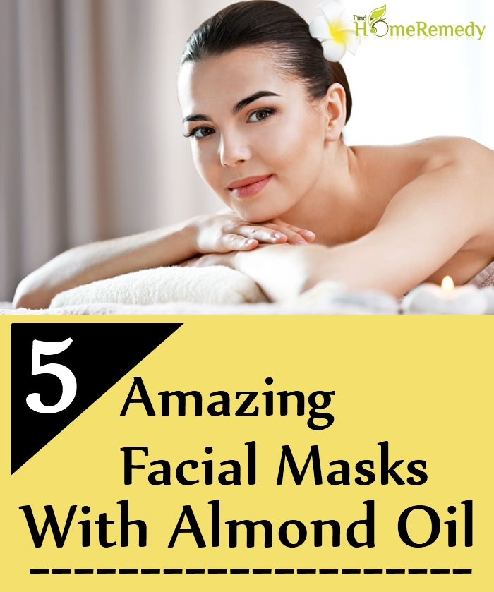 5 Amazing Facial Masks With Almond Oil