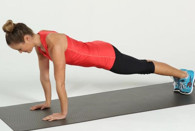 Arm Plank
