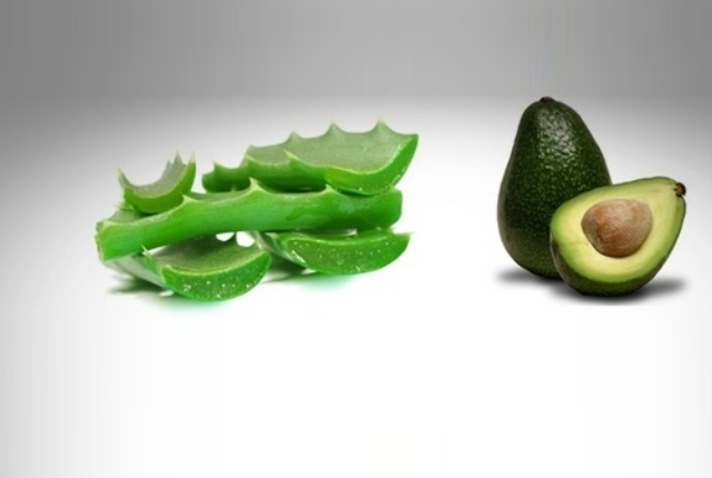 Avocado And Aloe Vera Hair Mask