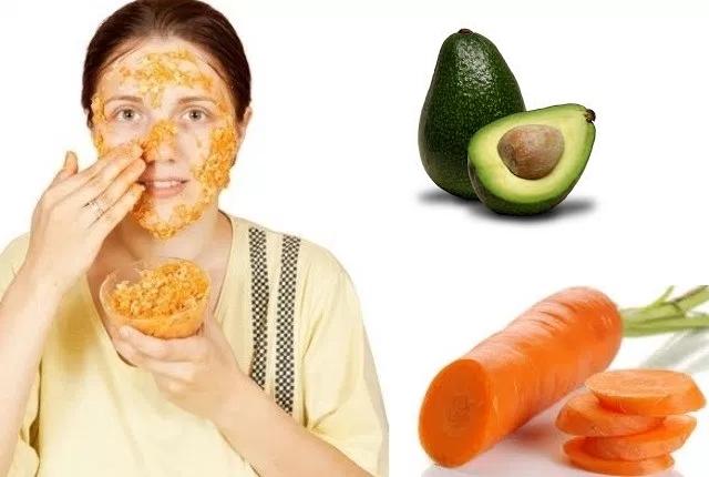 Carrot And Avocado