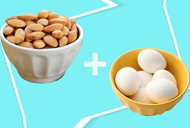 Egg And Almonds