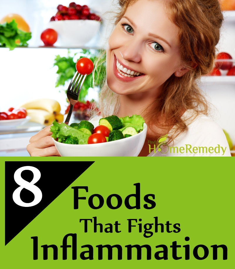 Foods That Fights Inflammation