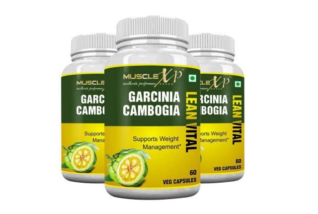 MuscleXP Garcinia Cambogia Lean Vital