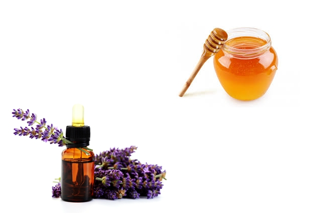 Honey, Lavender Essential Oil Mask