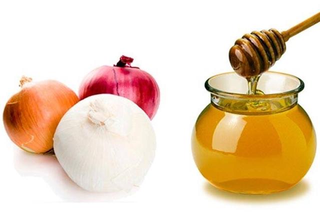 Onion Juice And Honey Mask