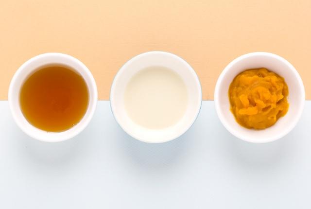 Pumpkin, Yogurt And Honey Mask