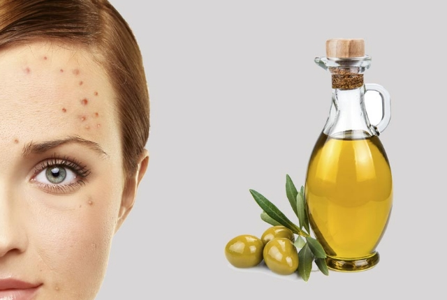 Remove Dark Circles And Scars With Olive Oil