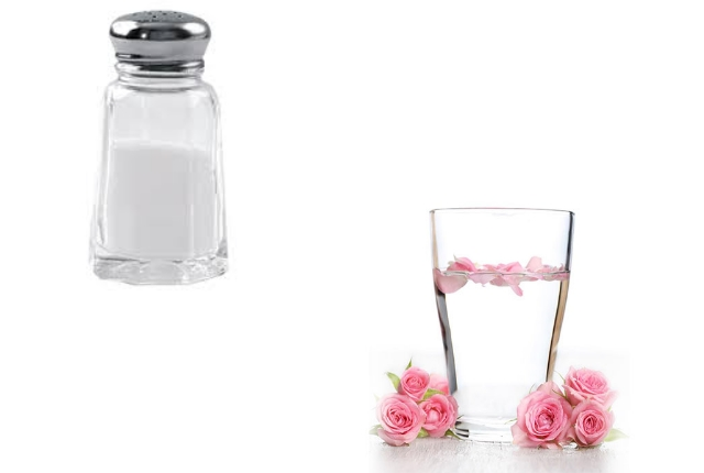 Rosewater And Salt