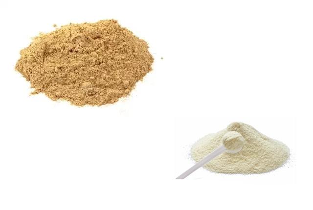 Sandalwood Powder And Milk Powder