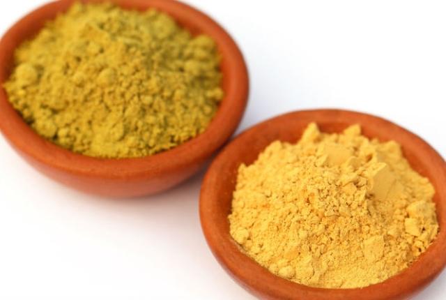 Sandalwood Powder And Orange Peel Powder