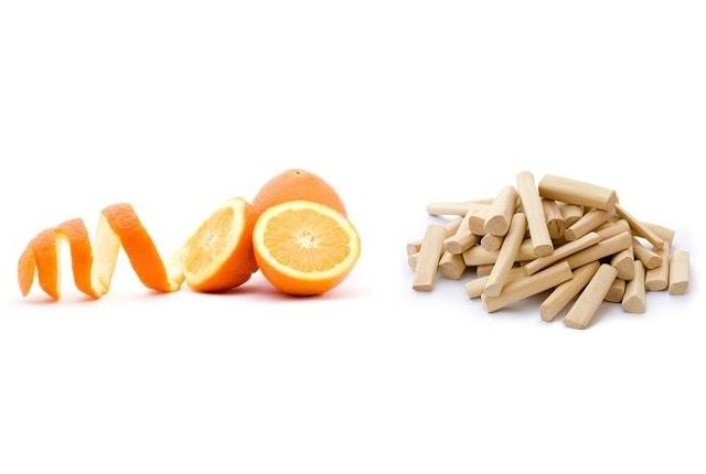Sandalwood And Orange Peel Pack
