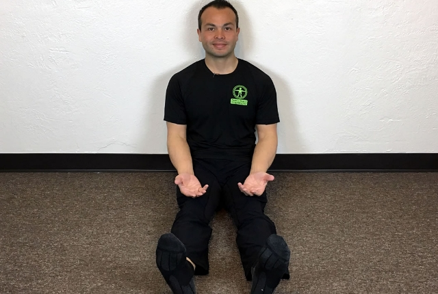 The Sitting Floor Exercise