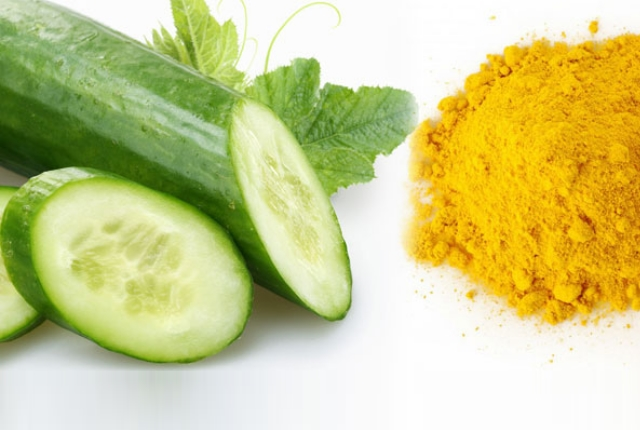 Turmeric And Cucumber