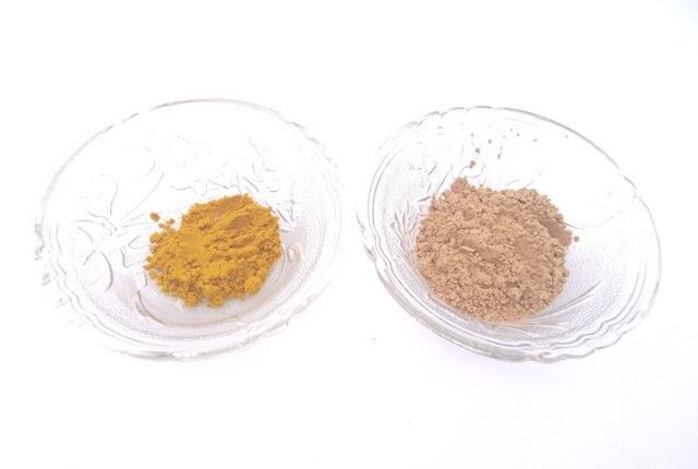 Turmeric And Sandalwood Powder