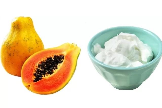 Yogurt Papaya