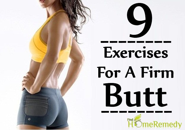 Exercises For A Firm Butt