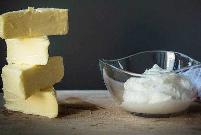 Butter And Yogurt