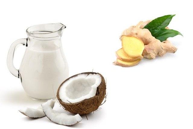 Coconut Milk Ginger