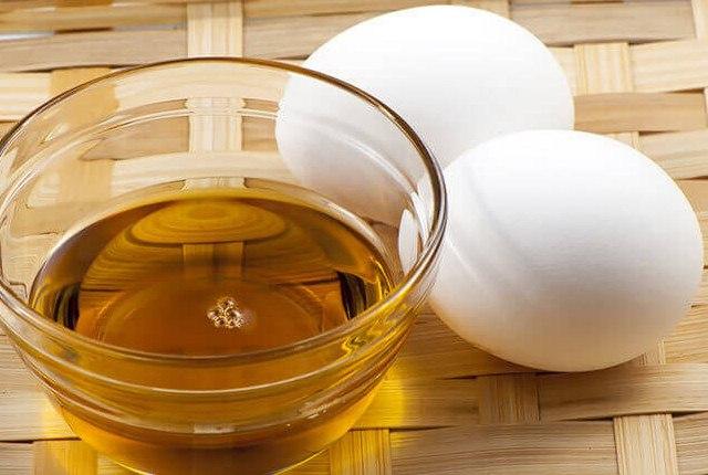 Castor Oil And Egg